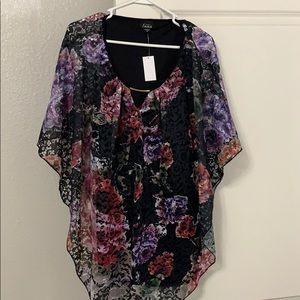 Simply Emma 2x top. Never worn.